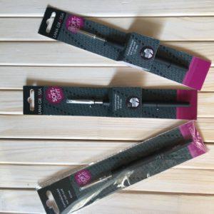 Крючки Lana Grossa стальные с мягкой ручкой